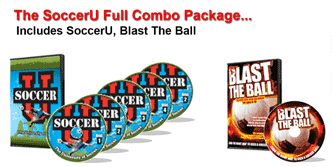 SoccerU and Blast the Ball